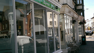 Green Spice Restaurant & LOAF cafe, Sandgate High Street