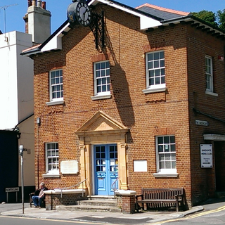 Chichester Memorial Hall, Sandgate