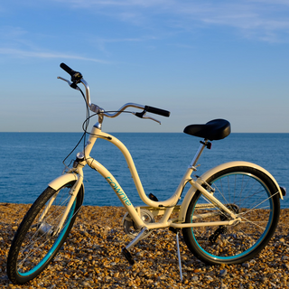Folkestone Harbour Cycle Company Townie Bicycle (Folkestone Harbour Cycle Company Townie Bicycle)
