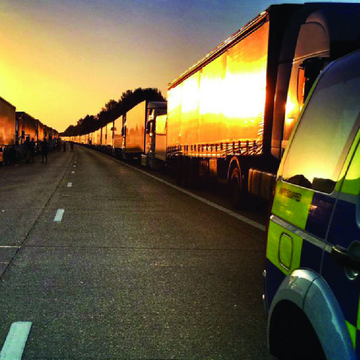 Operation Stack / lorries
