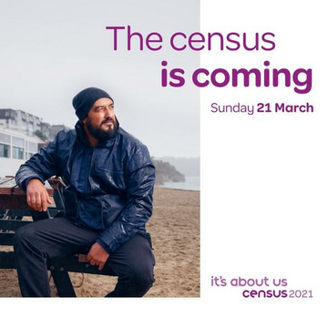 Census 2021 - 21st March